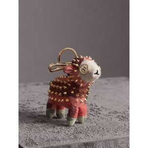 New Burberry Wendy The Sheep Key Charm